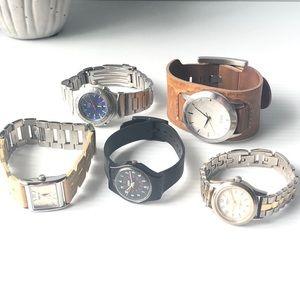 Watch Lot Vintage & Modern